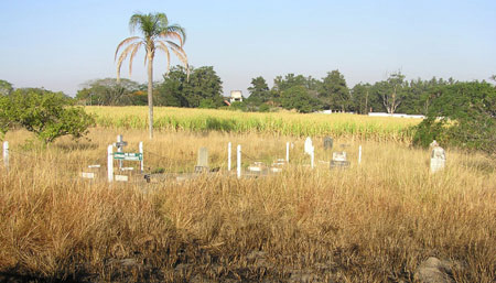 Gingindlovu War Cemetery